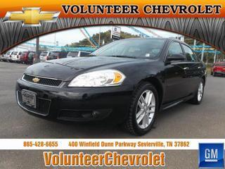 2013 Chevrolet Impala Sedan for sale in Sevierville for $21,995 with 33,252 miles.