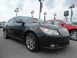 2011 Buick LaCrosse Sedan for sale in Memphis for $22,999 with 49,661 miles.