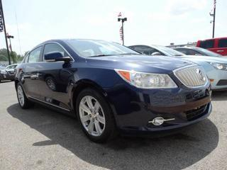 2011 Buick LaCrosse Sedan for sale in Memphis for $21,999 with 46,940 miles.
