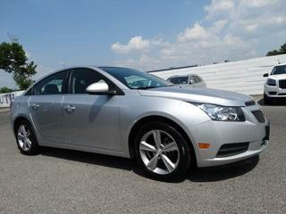 2013 Chevrolet Cruze Sedan for sale in Memphis for $17,999 with 37,681 miles.