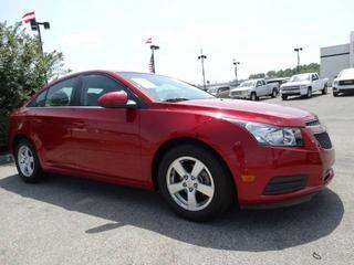 2012 Chevrolet Cruze Sedan for sale in Memphis for $14,375 with 44,533 miles.