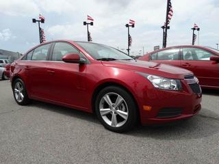 2013 Chevrolet Cruze Sedan for sale in Memphis for $17,588 with 37,650 miles.