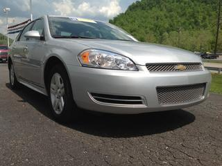 2013 Chevrolet Impala Sedan for sale in Morehead for $19,995 with 13,358 miles.