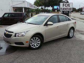 2011 Chevrolet Cruze Sedan for sale in Venice for $16,984 with 15,445 miles.