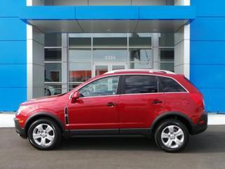 2014 Chevrolet Captiva Sport SUV for sale in Venice for $20,984 with 10,202 miles.