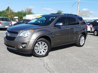 2011 Chevrolet Equinox SUV for sale in Venice for $21,984 with 49,495 miles.