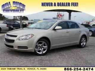 2010 Chevrolet Malibu Sedan for sale in Venice for $15,984 with 49,672 miles.