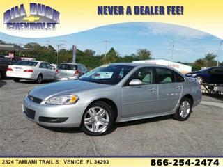 2011 Chevrolet Impala Sedan for sale in Venice for $15,984 with 36,111 miles.