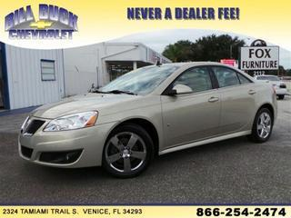 2009 Pontiac G6 Sedan for sale in Venice for $13,984 with 66,088 miles.