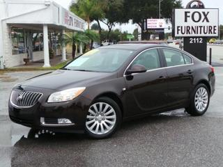 2011 Buick Regal Sedan for sale in Venice for $18,984 with 24,039 miles.