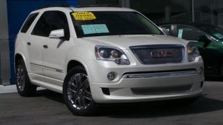 2012 GMC Acadia SUV for sale in Venice for $33,500 with 42,791 miles.