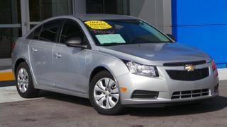 2012 Chevrolet Cruze Sedan for sale in Venice for $15,984 with 7,073 miles.