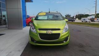 2013 Chevrolet Spark Hatchback for sale in Venice for $14,984 with 5,557 miles.
