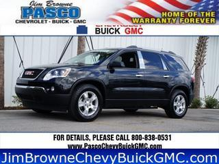 2012 GMC Acadia SUV for sale in Dade City for $28,500 with 12,360 miles.