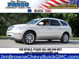 2012 Buick Enclave SUV for sale in Dade City for $32,900 with 40,709 miles.