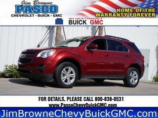 2012 Chevrolet Equinox SUV for sale in Dade City for $19,400 with 43,006 miles.