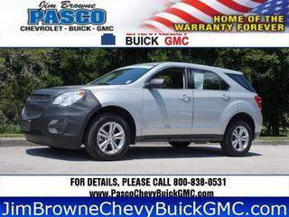2013 Chevrolet Equinox SUV for sale in Dade City for $20,000 with 11,923 miles.