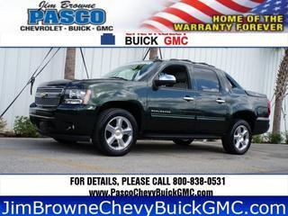 2013 Chevrolet Avalanche Crew Cab Pickup for sale in Dade City for $38,952 with 8,933 miles.