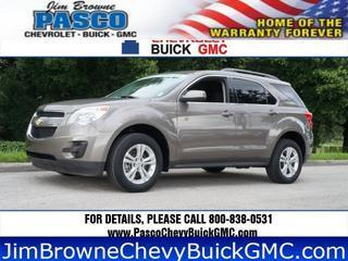 2011 Chevrolet Equinox SUV for sale in Dade City for $16,287 with 52,486 miles.