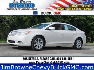 2011 Buick LaCrosse Sedan for sale in Dade City for $17,500 with 68,346 miles.