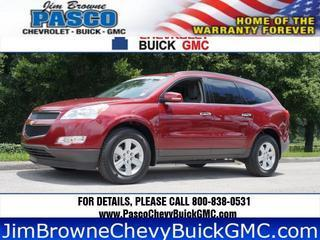 2011 Chevrolet Traverse SUV for sale in Dade City for $22,500 with 32,142 miles.