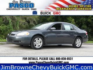 2010 Chevrolet Impala Sedan for sale in Dade City for $14,700 with 38,909 miles.