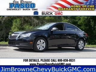 2012 Chevrolet Cruze Sedan for sale in Dade City for $14,200 with 31,028 miles.