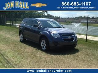 2013 Chevrolet Equinox SUV for sale in Daytona Beach for $21,990 with 16,320 miles.