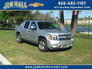 2013 Chevrolet Avalanche Crew Cab Pickup for sale in Daytona Beach for $45,990 with 28,438 miles.