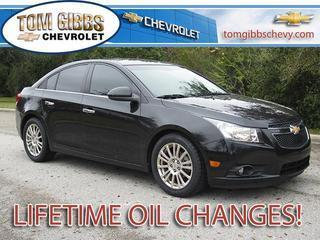 2011 Chevrolet Cruze Sedan for sale in Palm Coast for $14,485 with 47,732 miles.