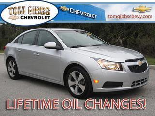 2011 Chevrolet Cruze Sedan for sale in Palm Coast for $16,288 with 24,289 miles.