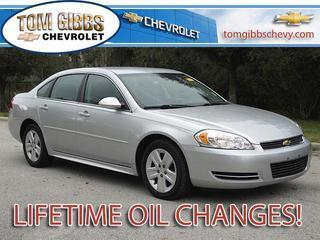 2011 Chevrolet Impala Sedan for sale in Palm Coast for $12,988 with 50,733 miles.