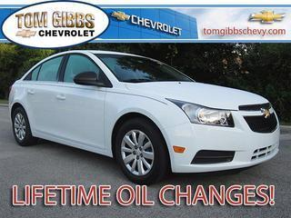 2011 Chevrolet Cruze Sedan for sale in Palm Coast for $14,588 with 34,171 miles.