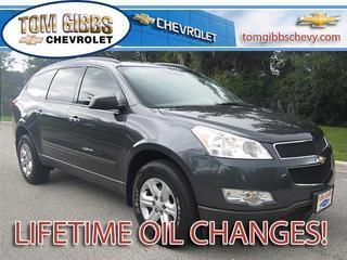 2011 Chevrolet Traverse SUV for sale in Palm Coast for $19,335 with 34,219 miles.