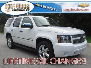 2011 Chevrolet Tahoe SUV for sale in Palm Coast for $36,998 with 60,544 miles.