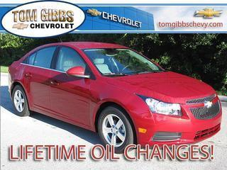 2011 Chevrolet Cruze Sedan for sale in Palm Coast for $15,445 with 37,969 miles.