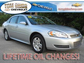 2013 Chevrolet Impala Sedan for sale in Palm Coast for $17,445 with 41,142 miles.