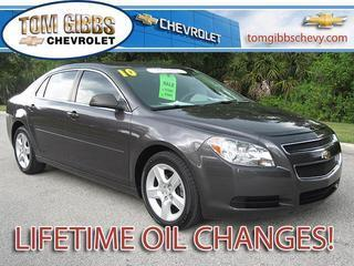 2010 Chevrolet Malibu Sedan for sale in Palm Coast for $14,445 with 42,840 miles.