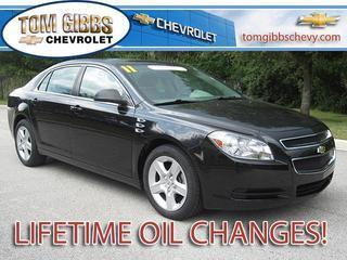 2011 Chevrolet Malibu Sedan for sale in Palm Coast for $14,985 with 34,265 miles.