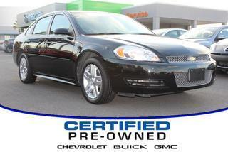 2012 Chevrolet Impala Sedan for sale in Gainesville for $14,998 with 41,491 miles.