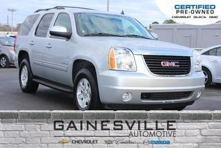 2013 GMC Yukon SUV for sale in Gainesville for $39,999 with 23,466 miles.