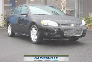 2013 Chevrolet Impala Sedan for sale in Gainesville for $15,599 with 33,194 miles.