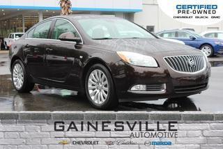 2011 Buick Regal Sedan for sale in Gainesville for $18,998 with 28,390 miles.
