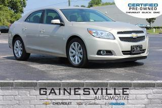 2013 Chevrolet Malibu Sedan for sale in Gainesville for $19,999 with 28,884 miles.