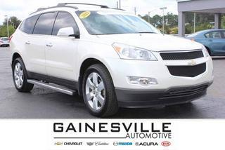 2012 Chevrolet Traverse SUV for sale in Gainesville for $24,999 with 29,291 miles.