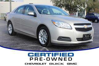 2013 Chevrolet Malibu Sedan for sale in Gainesville for $18,698 with 19,865 miles.