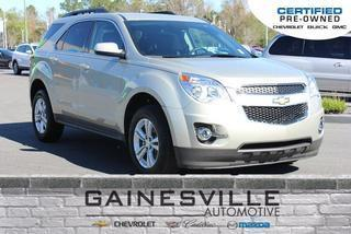2013 Chevrolet Equinox SUV for sale in Gainesville for $24,999 with 22,379 miles.