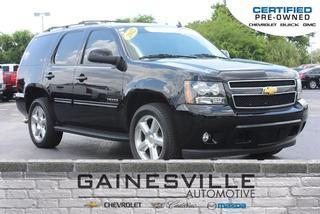 2012 Chevrolet Tahoe SUV for sale in Gainesville for $35,998 with 29,463 miles.