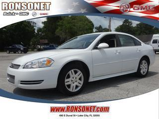 2014 Chevrolet Impala Limited Sedan for sale in Lake City for $18,999 with 18,952 miles.