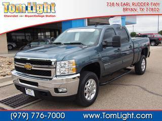 2011 Chevrolet Silverado 2500 Crew Cab Pickup for sale in Bryan for $30,763 with 41,712 miles.